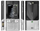 Защищенный сотовый телефон  Sony Ericsson T700