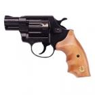 Револьвер под патрон Флобера Alfa 420 черный орех
