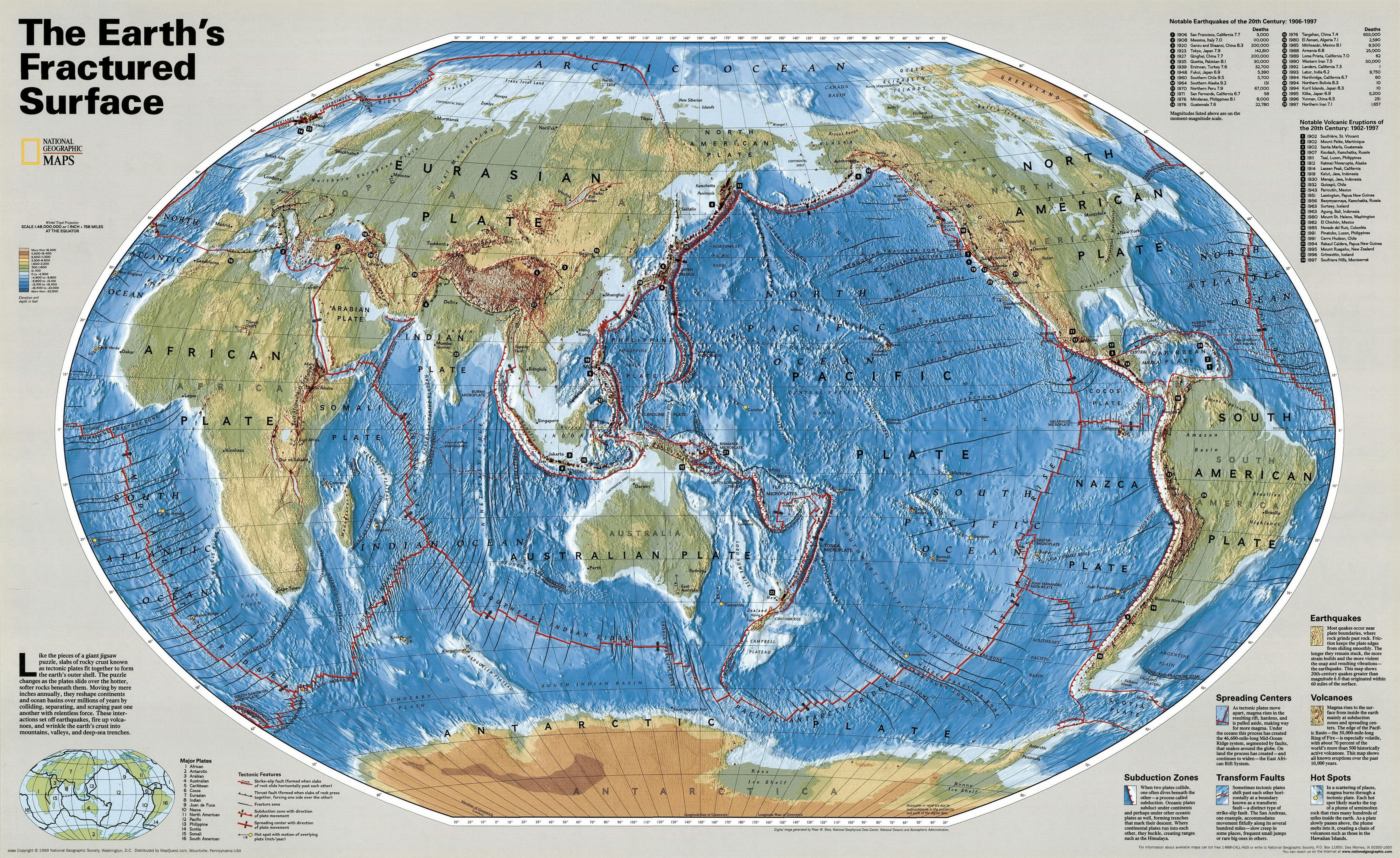 tectonic-plates-map